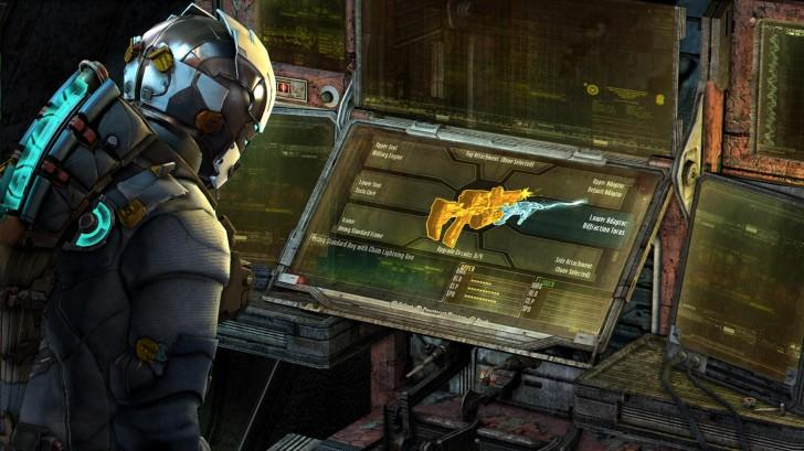 Dead Space 3 - Bench