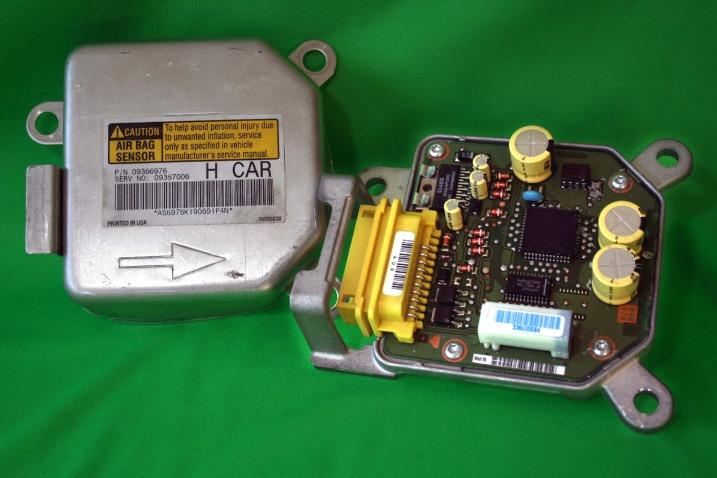 An event data recorder, or
