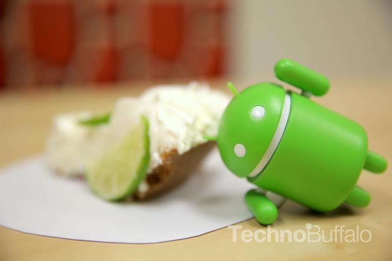 Google Android Key Lime Pie 14