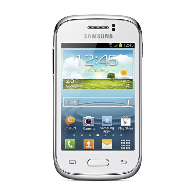 Samsung Galaxy Young - product