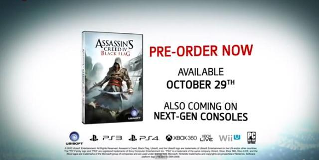 assassins-creed-4-release-date