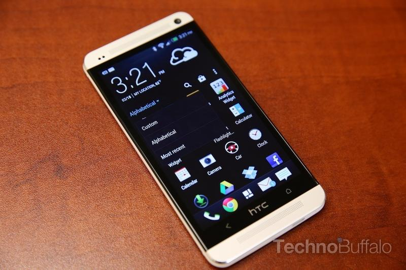 HTC One Review - Software - Apps