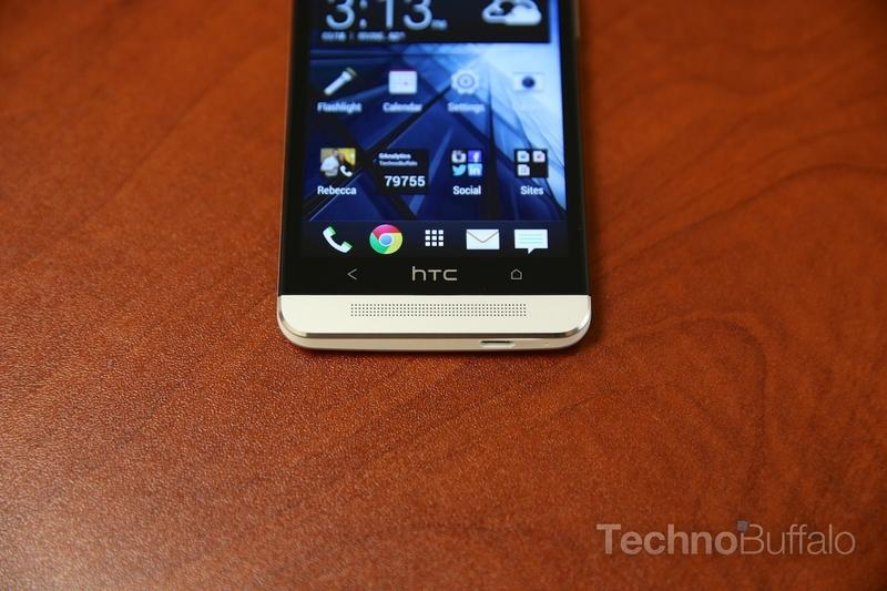 HTC One Review - Boom Sound Speakers