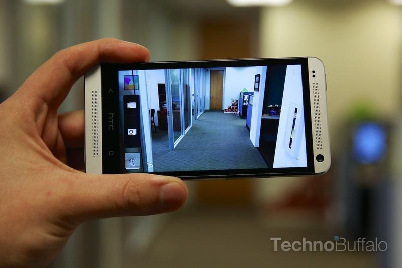 HTC One Review - Camera