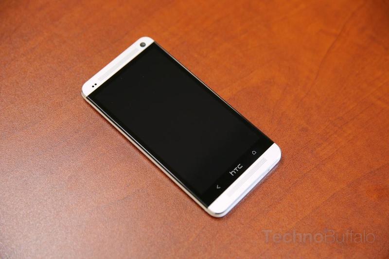 HTC One Review - Front Shot