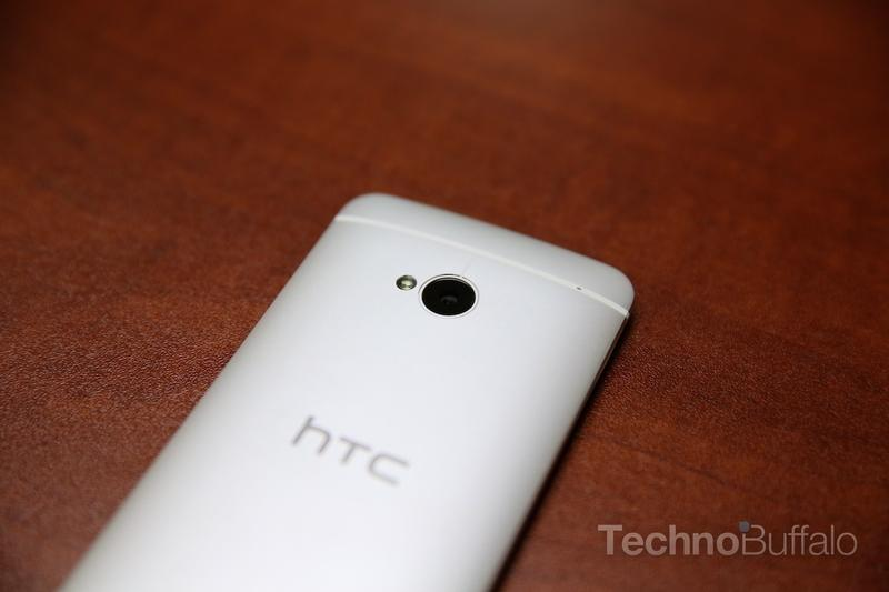 HTC One Review - Hardware - Rear Camera