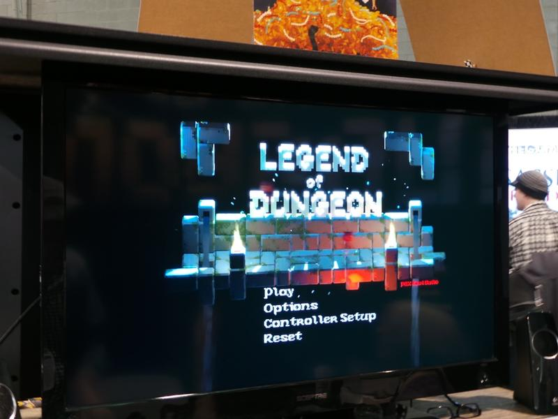 Legend of Dungeon - PAX East 1