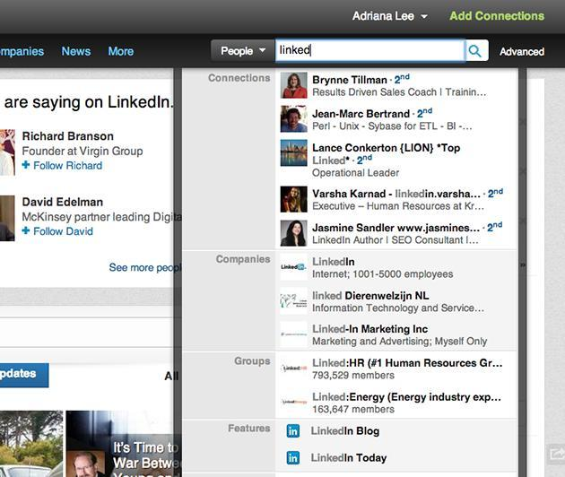 linkedin-unified-search