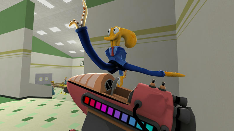 Octodad - Dadliest Catch - 2
