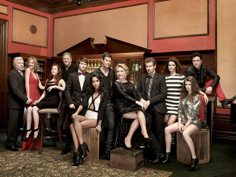 One Life to Live 2013 cast photo