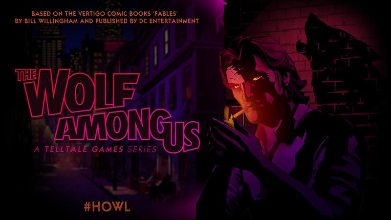 Telltale's Fables Series - The Wolf Among Us