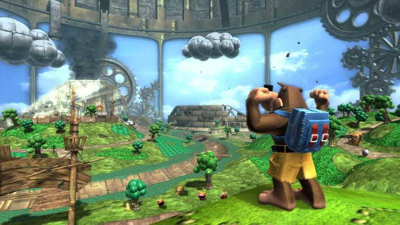 Banjo-Kazooie - Nuts And Bolts