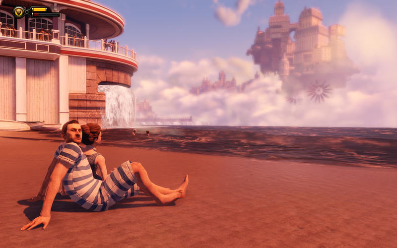BioShock Infinite - Battleship Bay Tourists