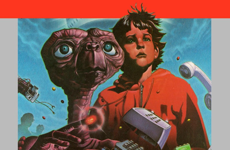 ET The Atari Game