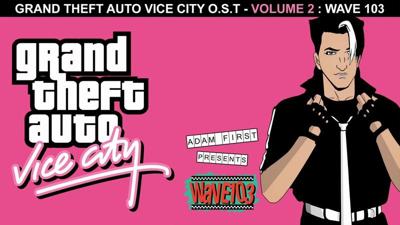 Grand Theft Auto - Vice City - The Wave 103
