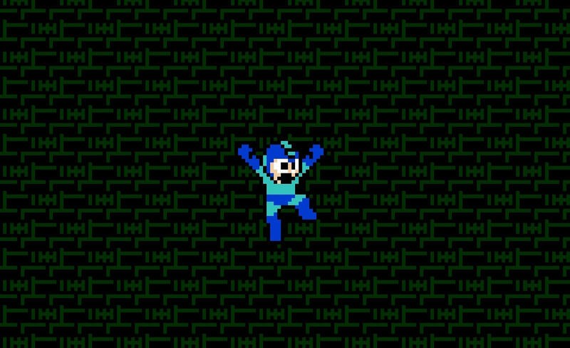 Mega Man - Super Jump