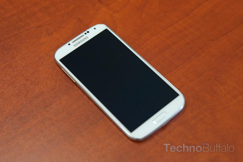 Samsung Galaxy S4-Front 4
