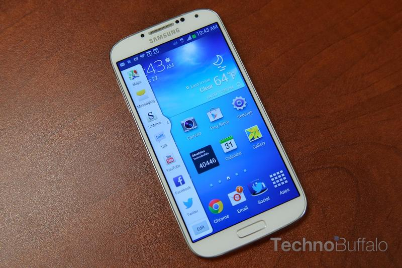 Sprint Galaxy S4 to Launch April 27 for $249.99