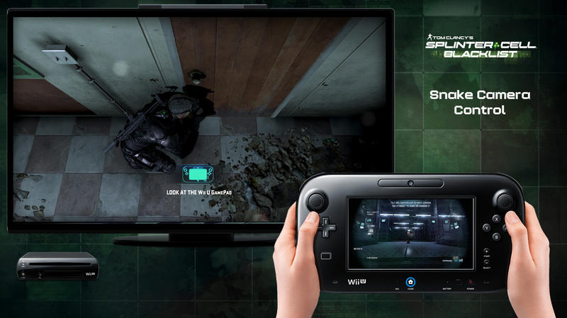 Splinter Cell - Blacklist for Wii U