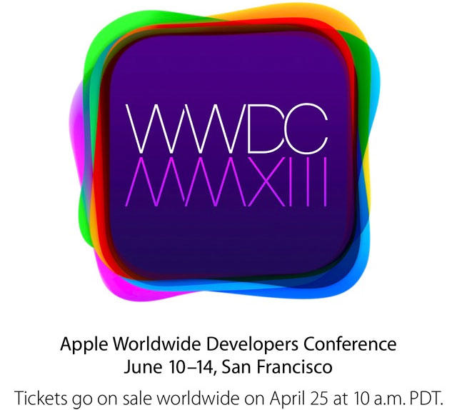 WWDC 2013 date and time