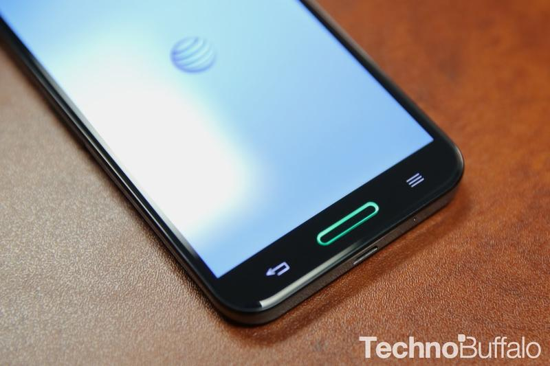 AT&T LG Optimus G Pro-Buttons