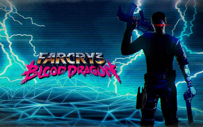 Far Cry 3 Blood Dragon Review Turning Ridiculous Up To 11 Technobuffalo