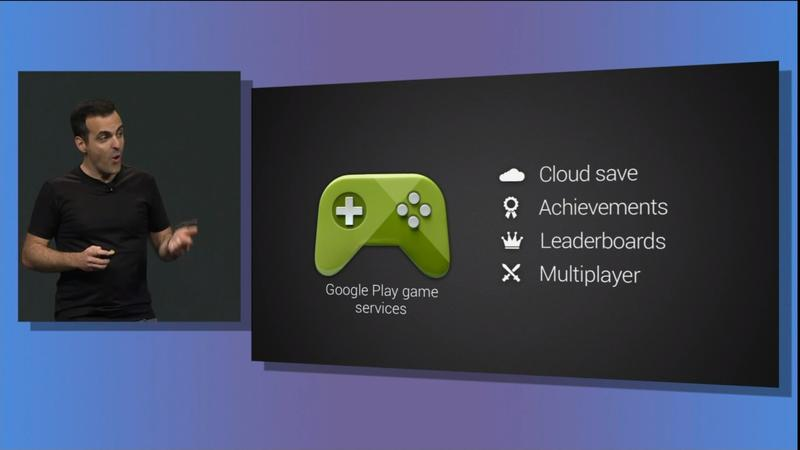 Google IO 2013 - Google Play Game Services - Multiplayer