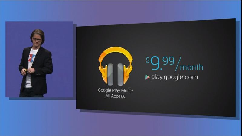 Google IO 2013 - Play Music - All Access - 025
