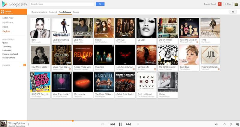 google-music-all-access-recommendations