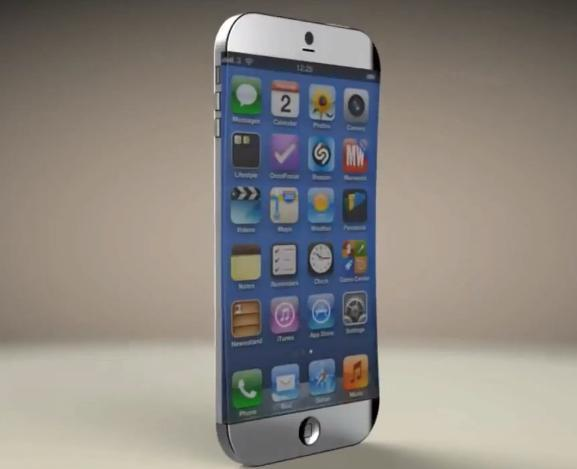 iPhone 6 Concept Video Imagines 3D Camera and Contoured