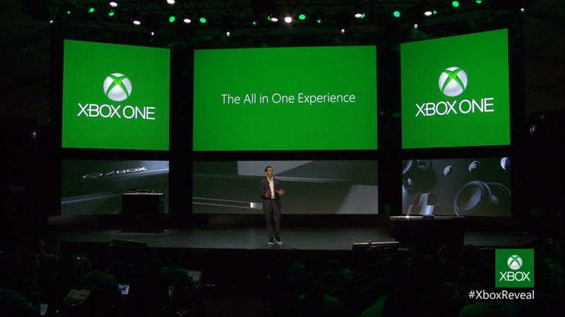 Xbox Next Gen - 2013 - Xbox One - All in One Experience