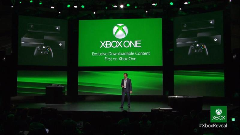 Xbox One - 2013 - Exclusive Download