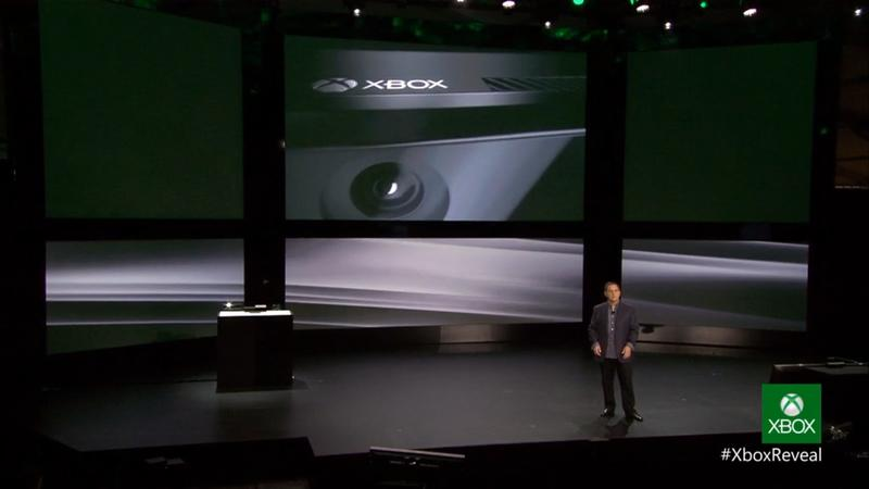Xbox One - 2013 - Kinect - 011