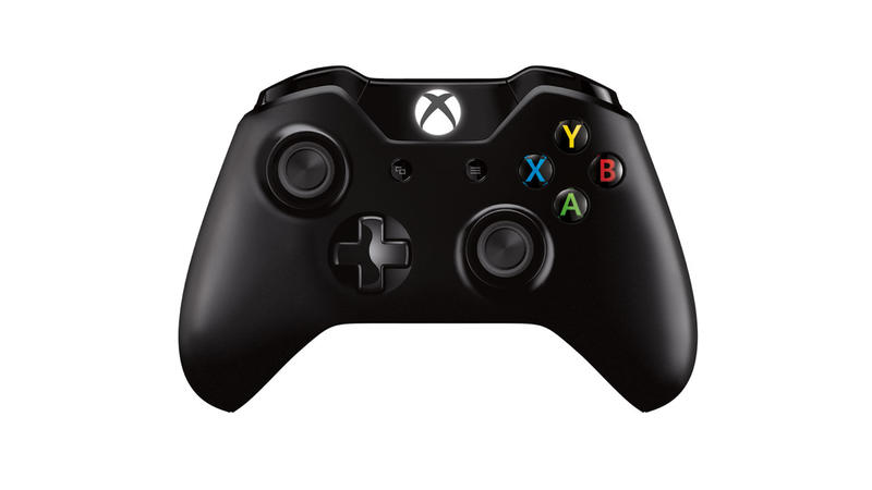 XBox One - Controller - Front - Large