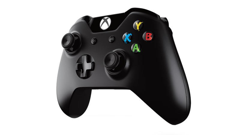 XBox One - Controller - Side - Large