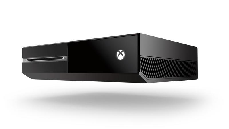 XBox One - Product - Side