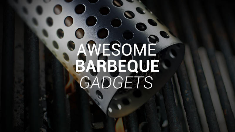 Awesome Barbeque Gadgets