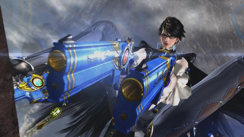 Bayonetta 2 - Wii U - Official Screenshots - Nintendo - 009