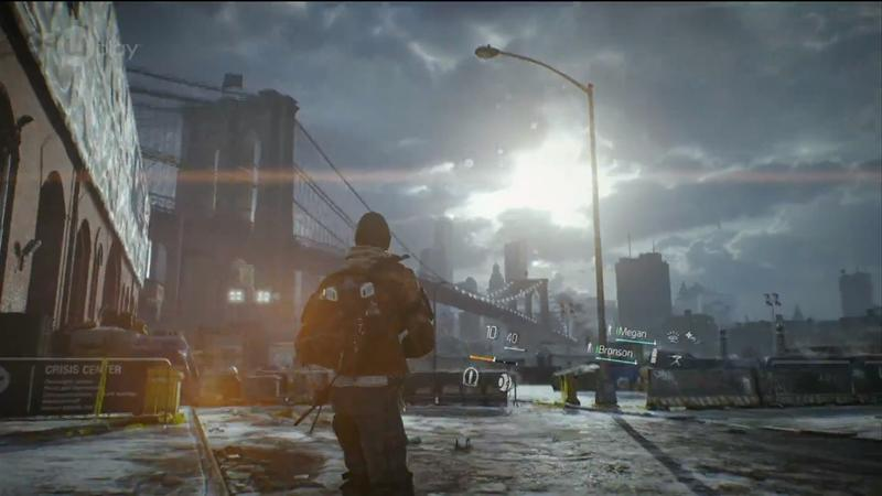 E3 2013 - Ubisoft - The Division - Gameplay - 081