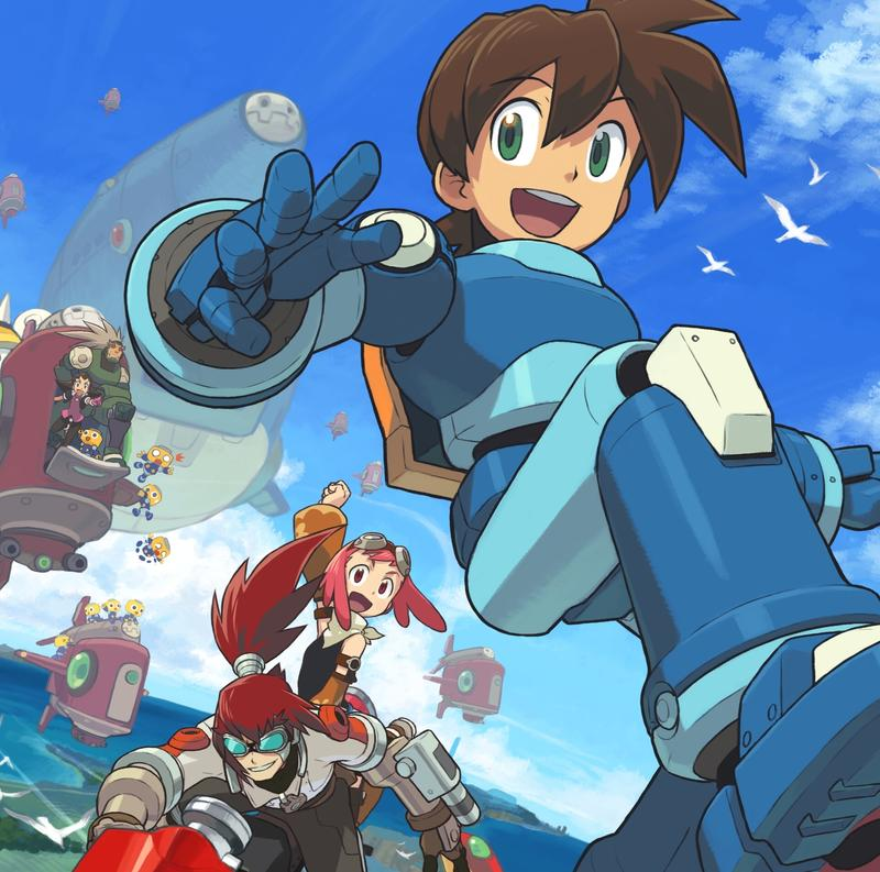 Mega Man Legends 3