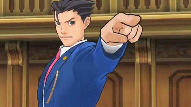 Phoenix Wright - Ace Attorney - Dual Destinies