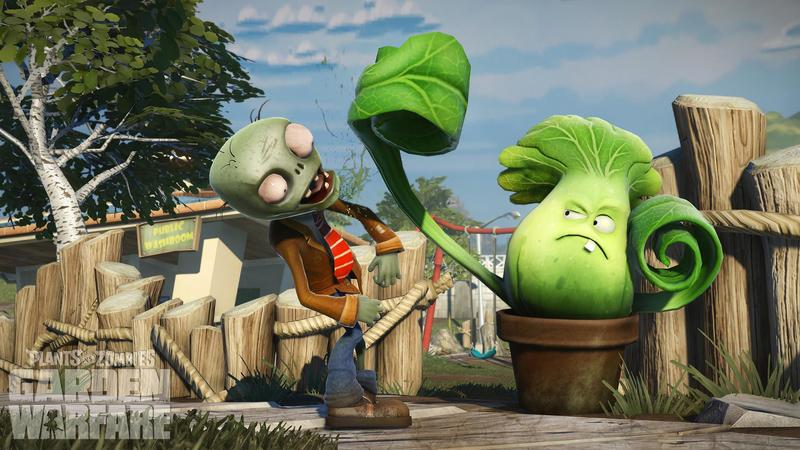 Plants vs Zombies - Garden Warfare - Screens - 002