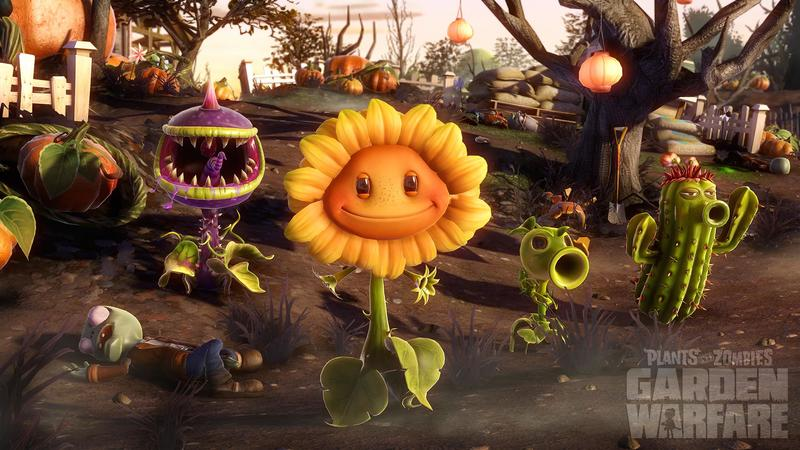 Plants vs Zombies - Garden Warfare - Screens - 004