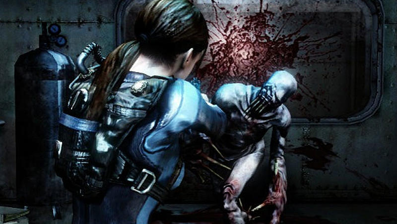 Resident Evil Revelations HD - 05 - Full