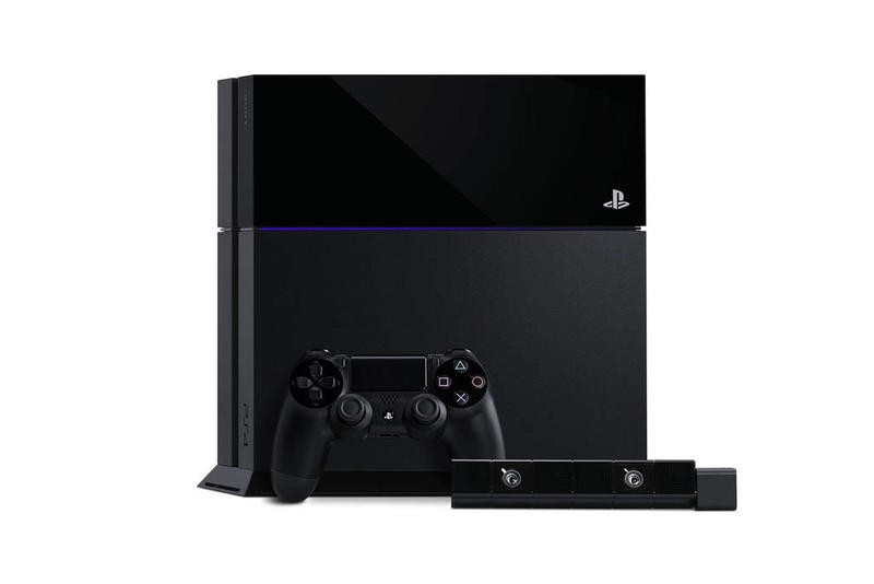 Sony Playstation 4 - PS4 - Console - Official Press Images - 012