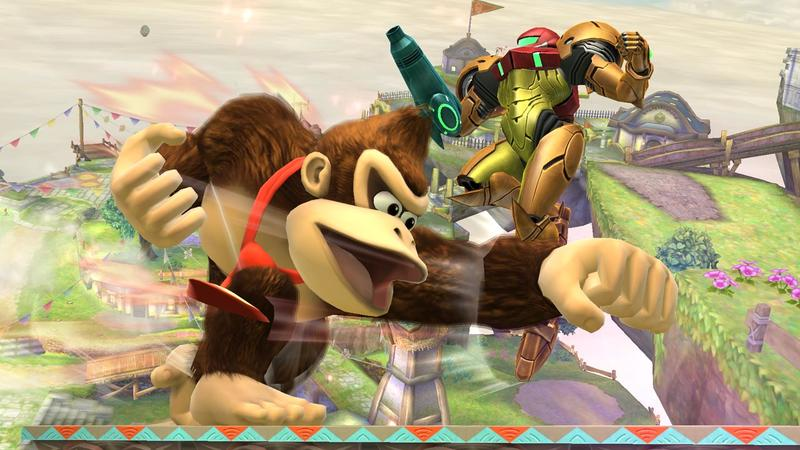 Super Smash Bros - Wii U - Official Screenshots - Nintendo - 036