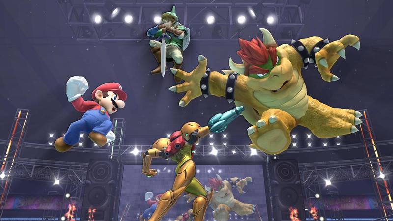 Super Smash Bros - Wii U - Official Screenshots - Nintendo - 077