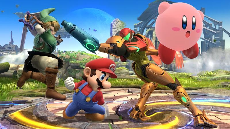 Super Smash Bros - Wii U - Official Screenshots - Nintendo - 078