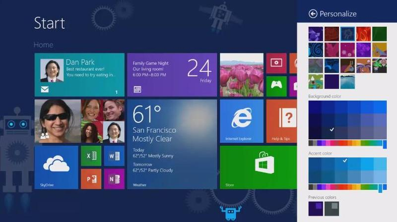 windows8.1-preview-customize