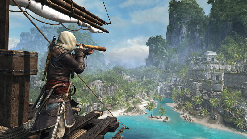 Assassin S Creed Sale This Week On Playstation Store Black Flag